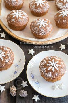 Muffin con la nutella nell'impasto morbidi e golosissimi Mini Cakes, Cupcake Cakes, Cupcakes, Nutella, Mousse, American Cake, Italy Food, Mini Desserts, Menu Restaurant