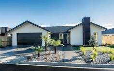 Gardner Homes - find the perfect house for you. Here is where your dream home starts. Village House Design, Village Houses, Dream House Exterior, House Exteriors, Concept Architecture, New Builds, Exterior Paint, Building A House, Patio