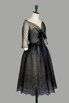 Vionnet evening dress ca. spring 1937 From Drouot Auctions via Vogue Paris