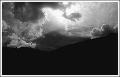 Sole e nubi