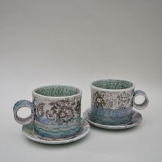 """asia ceramics"" showcases the unique and beautiful ceramic pottery and jewellery of Joanna Szwej-Hawkin Sugar Bowl, Ceramic Pottery, Bowl Set, Cups, Asia, Ceramics, Jewellery, Tableware, Beautiful"