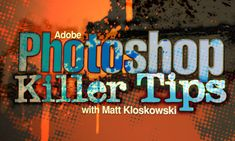 coolest Adobe Photoshop tips, timesaving shortcuts, workarounds, and undocumented tricks.