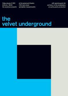 the velvet underground at paramount, 1970