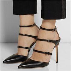 Shoespie Stiletto Heel Pointed Toe Dress Sandal