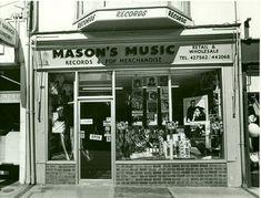 Mason's Music, Hastings UK