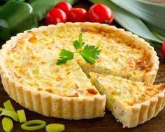 Quiche light au jambon et champignons : Savoureuse et équilibrée   Fourchette & Bikini