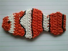 Yarn Over Hook: Nemo and Cloud patterns