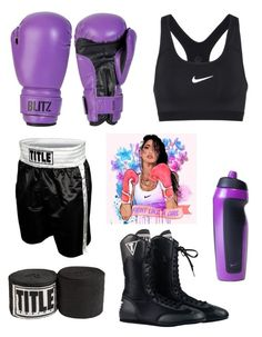 """Untitled #14"" by sowos on Polyvore featuring NIKE"