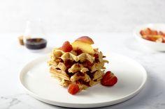 Gezond ontbijten, het is niet evident! Ontdek ons recept voor heerlijke havermout wafels: gezond en snel klaar, ideaal voor een energieke start.