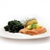 Pofaardappel met Zalm | Fase 3 Diner | Koolhydraatarme Recepten | Power Slim Nederland