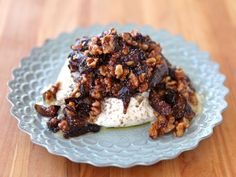 Caramelized Figs and Cheese