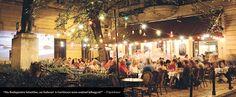 Gerlóczy Kávéház 1052 Budapest, V. Gerlóczy u. Budapest Guide, Cool Cafe, Weekends Away, Travel Scrapbook, Cafe Restaurant, Long Weekend, Boutique, Vacation, Concert