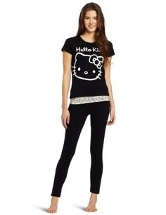 Hello Kitty Women's Hk Yoga Legging Set, Black, X-Large Hello Kitty,http://www.amazon.com/dp/B009YF36F8/ref=cm_sw_r_pi_dp_p-Pjrb01RA0104HN
