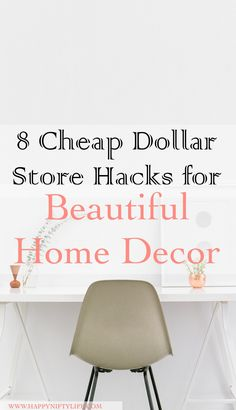 Dollar Store Hacks |