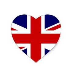 Check out Zazzle for all your Union Jack craft supply needs! Whether for quilting or crafting we have what you need for DIY projects. Union Jack Tattoo, Festa Do My Little Pony, Ireland Tattoo, Union Flags, Uk Flag, National Flag, United Kingdom, Heart Shapes, The Unit