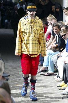 Junya Watanabe Spring 2005 Menswear Fashion Show