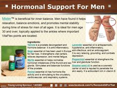 Hormonal Health for Men! Mister Essential Oil Blend from Young Living may aid in hormonal support for men! Young Living Independent Distributor Sponsor & Enroller ID Essential Oil For Men, Oils For Men, Yl Essential Oils, Therapeutic Grade Essential Oils, Young Living Essential Oils, Essential Oil Blends, Massage, Meditation, Yl Oils