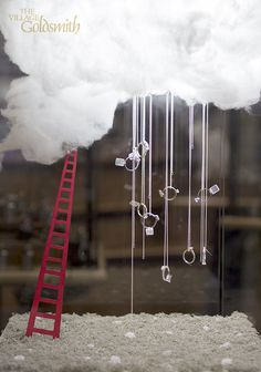 Every cloud has a silver lining – imagine if it rained diamond rings! Vote in the WOW Window People's Choice Awards and go in the draw to win a daily prize! You can vote once per day: http://tinyurl.com/kn8tgfb #WOWinWLG #Windowdisplay   http://www.villagegoldsmiths.com/