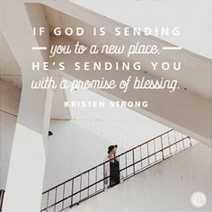 """If God is sending y"