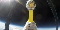 Chicken In Space!