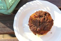The Almond Flower: Dairy Free Cinnamon Crumb Muffins Replace eggs with homemade coconut yogurt Cinnamon Crumble, Cinnamon Muffins, Baking Muffins, Sugar Free Recipes, Gf Recipes, Delicious Recipes, Homemade Coconut Yogurt, Almond Flower, Baking With Almond Flour