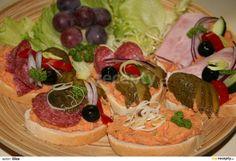 Russian Recipes, Veggie Recipes, Veggie Food, Bruschetta, Tofu, Love Food, Recipies, Tacos, Veggies