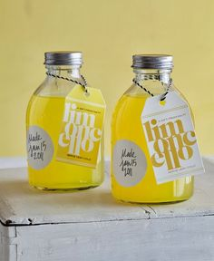 Lemon Flavored Favors You Can Make at Home!