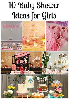 10 great baby shower ideas for girls from the Right Start blog #girlbabyshowers #babyshowers #babygirl