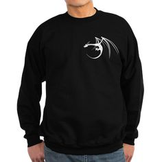 #Dragon 002 #Sweatshirt > Dragon 002 > #pASob-dESIGN http://www.cafepress.com/pasobdesign.915872336