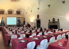 "Villa Medicea La Ferdinanda Built in 1594 by Ferdinando I de' Medici, ""La Ferdinanda"" is the perfect location for events, business meeting and ceremonies."