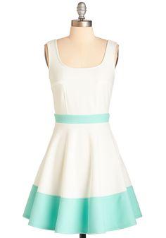 Tale of Cute Cities Dress   Mod Retro Vintage Dresses   ModCloth.com