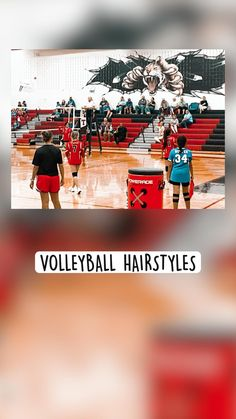 Volleyball Workouts, Volleyball Outfits, Volleyball Hairstyles, Volleyball Pictures, Athletic Hairstyles, Sporty Hairstyles, Teen Hairstyles, Cute Hairstyles For Teens, Easy Hairstyles For Long Hair