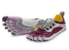 Vibram FiveFingers - BIKILA LS-my favorite running shoes. My next pair will be this color!