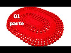 Creative Crochet in a Day! Crochet Doilies, Crochet Top, Crochet Table Mat, Cross Stitch Designs, Table Runners, Crafts For Kids, Crochet Patterns, Youtube, Hairstyle