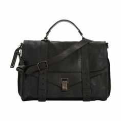 Proenza Schouler PS1 Large Leather at Barneys.com
