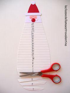 Such a great idea for a calendar!