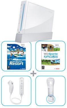 Nintendo Wii Branca, Consola. Comprar na Fnac.pt