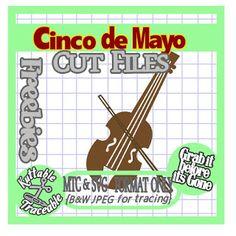 25 Days of Cinco de Mayo Cut File Freebies! Day 13