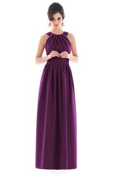 Alfred Sung D495 Bridesmaid Dress | Weddington Way