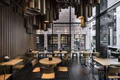 Techne makes quirky use of low cost materials at Grill'd's new Melbourne restaurant | KNSTRCT