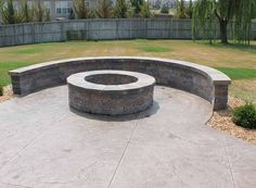 How To Build Diy Concrete Patio In Easy Steps Makeovers Fire Pit On Ideas Img Concrete patios greenville sc unique design llp latest fire pit on patio ideas. Fire Pit On Concrete Patio Ideas Diy Concrete Patio, Concrete Patio Designs, Concrete Fire Pits, Backyard Patio Designs, Fire Pit Backyard, Backyard Landscaping, Backyard Ideas, Patio Ideas With Fire Pit, Stamped Concrete Patios