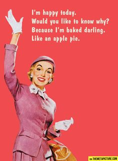 Baked. ..like an apple pie★  This made me lololol