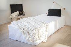 Bed, Furniture, Home Decor, Ceilings, Handmade, Decoration Home, Stream Bed, Room Decor, Home Furnishings