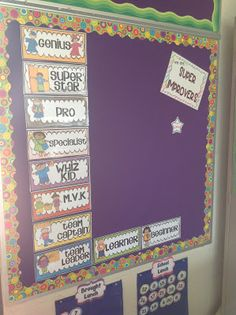 Last year was the first time I used Whole Brain Teaching. I didn& use the Super Improvers Wall, but instead used a ton of other classroom . First Grade Classroom, Kindergarten Classroom, Classroom Themes, Classroom Organization, Classroom Management, Classroom Environment, Class Management, Behavior Management, Brain Based Learning