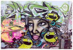 Piece By Muck - Yogyakarta (Indonesia)