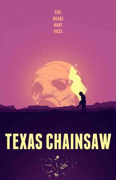 Texas Chainsaw, PosterSpy