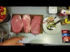 Szynka Wędzona - Przepis którego nie znasz !!!!! Cz. 1/2 - YouTube Beef, Youtube, Food, Homemade, Meat, Essen, Meals, Youtubers, Yemek