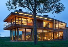 Contemporary Ranch by Highline Partners