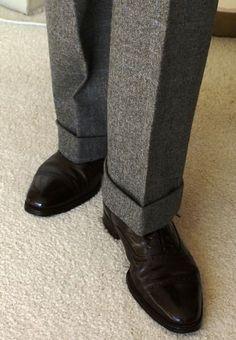Trouser Breaks Explained | How A Man's Trousers Should Break