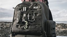 Tactical City Pack is a tough, durable, versatile, beautiful, and functional backpack designed for your office and outdoor life.